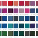 Palette couleur en Webdesign