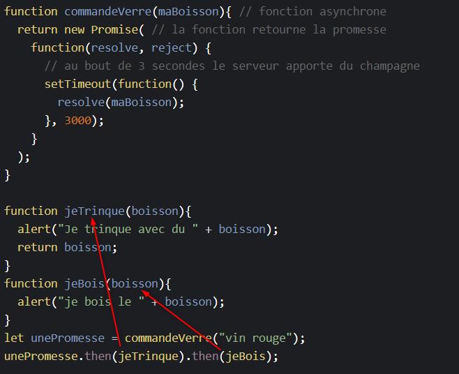 Promise En Javascript Comprendre Les Promesses Tutowebdesign